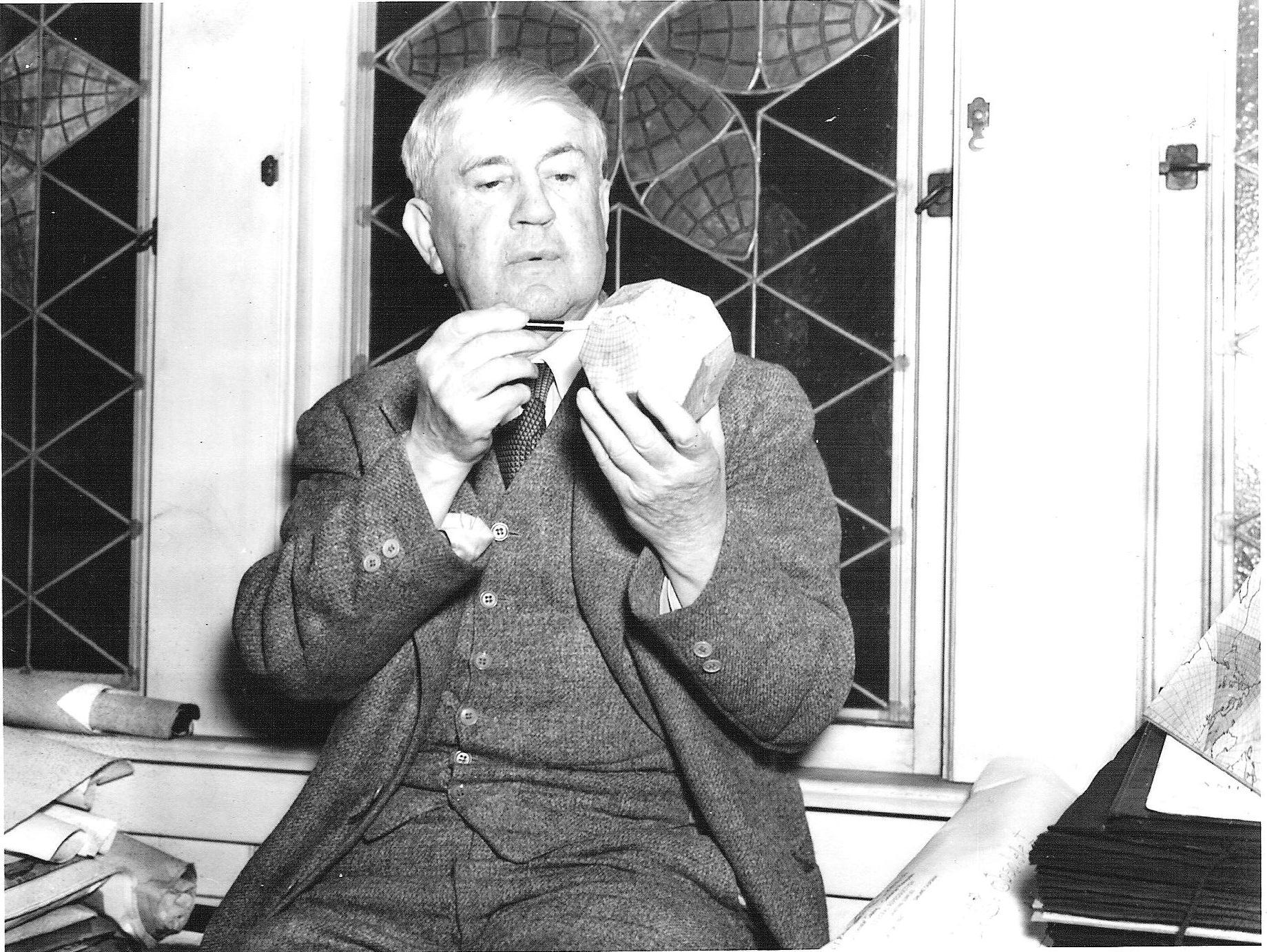 B.J.S. Cahill, ca. 1936