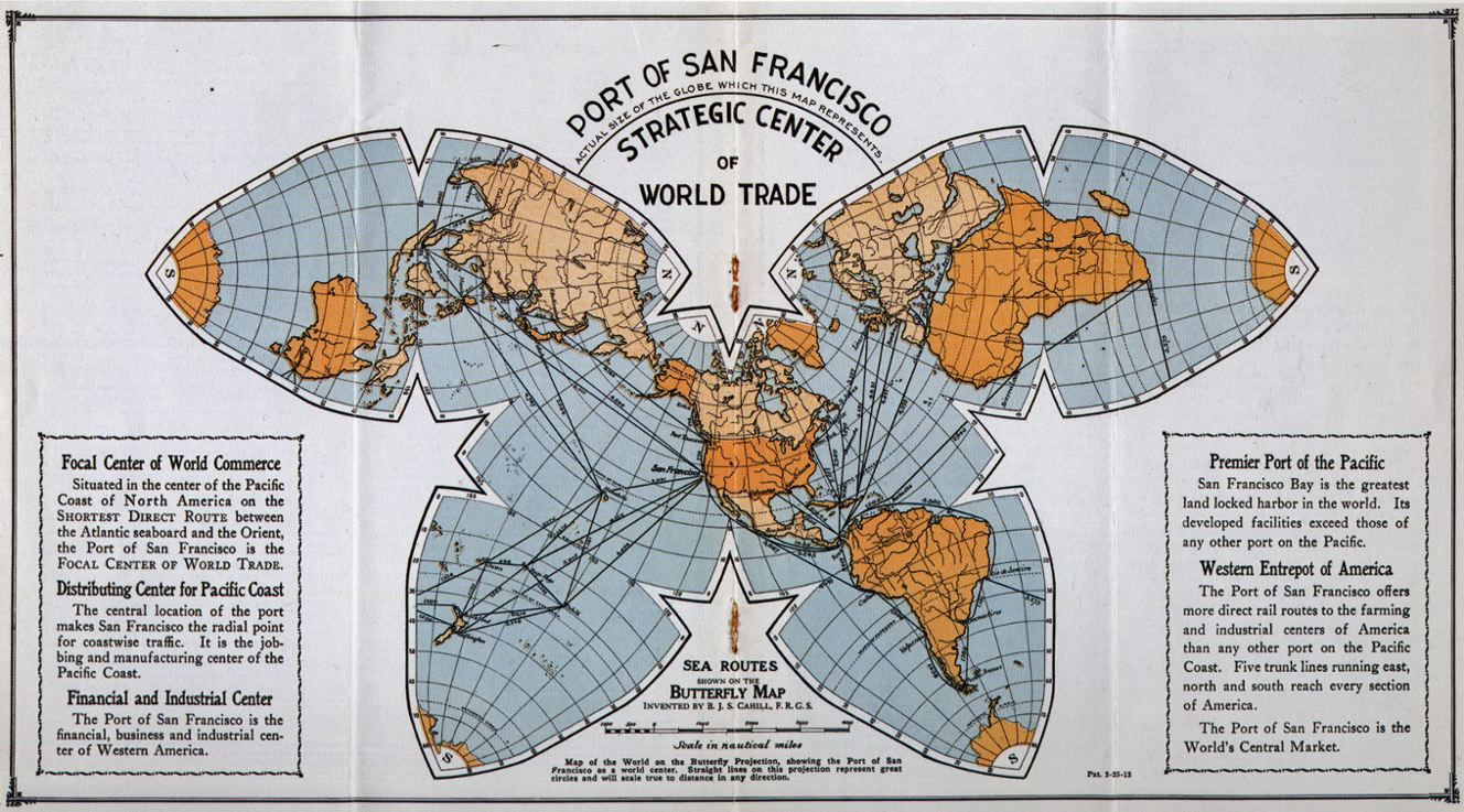 Bjshills medium size desk maps cahill san francisco map gumiabroncs Images