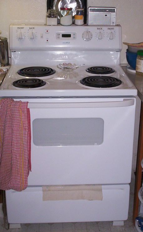 Review Of Moffat Ge Electric Range