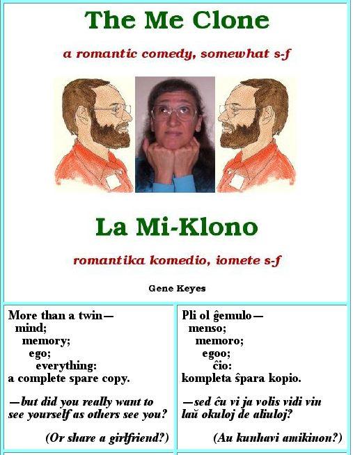 The Me Clone / La Mi-Klono, cover