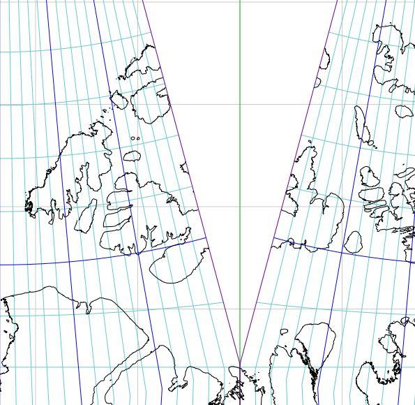 Melville Island, split